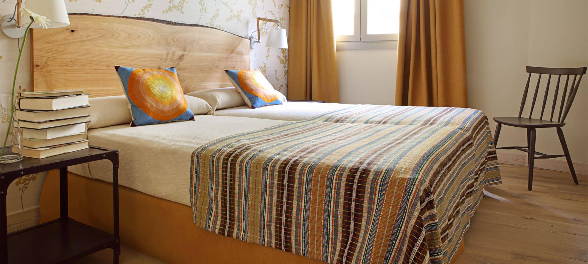 Apartamentos turísticos de lujo -Segovia