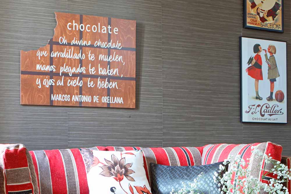 Suite el Chocolate-Salon Complejo ARTESA