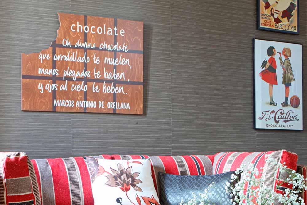 Suite el Chocolate-Salon Complejo ARTESA