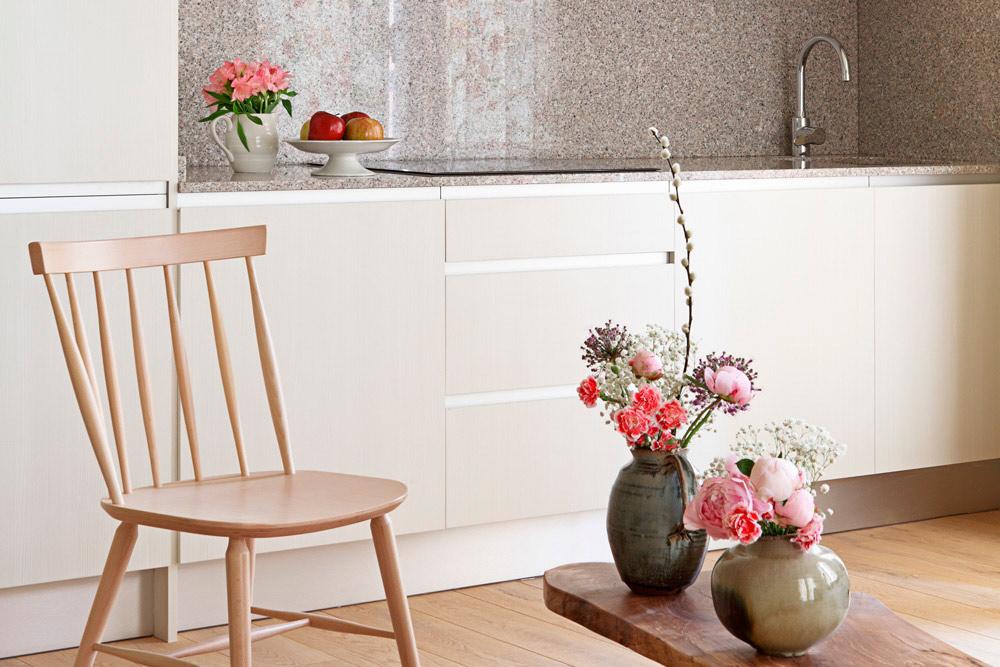ARTESA-Suite. Flor y Nata-Cocina