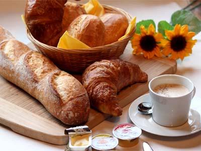 Desayuno normal